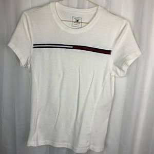 Vintage Tommy Hilfiger fitted tee shirt